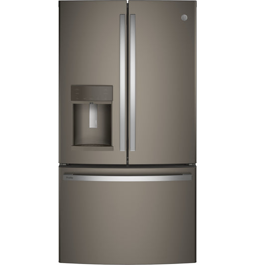 22.2 Cu. Ft. Counter-Depth French-Door Refrigerator with Hands-Free AutoFill - Canales Furniture