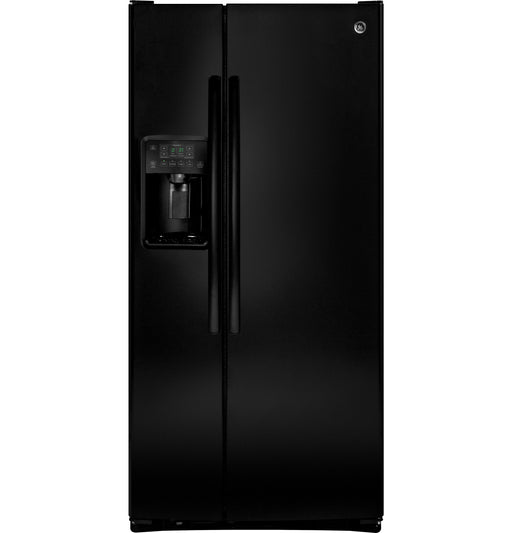 GE® 23.2 Cu. Ft. Side-By-Side Refrigerator - Canales Furniture