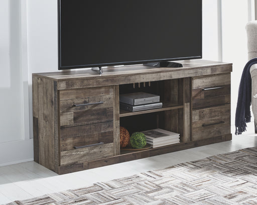 Derekson Signature Design by Ashley TV Stand - Canales Furniture