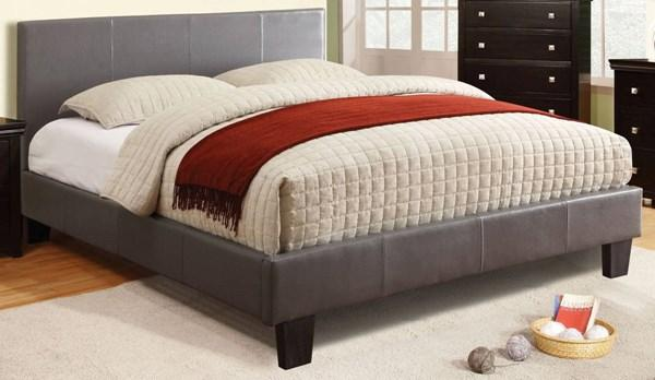 WINN PARK Gray Twin Bed - Canales Furniture