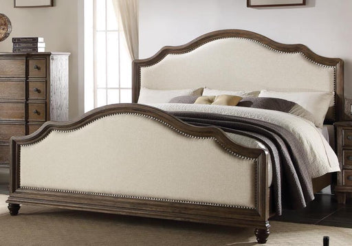 Baudouin Bed - Canales Furniture