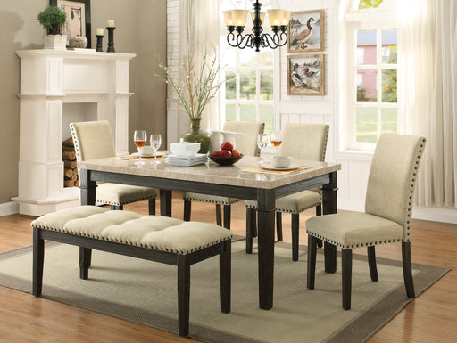 Greystone Dining - Canales Furniture