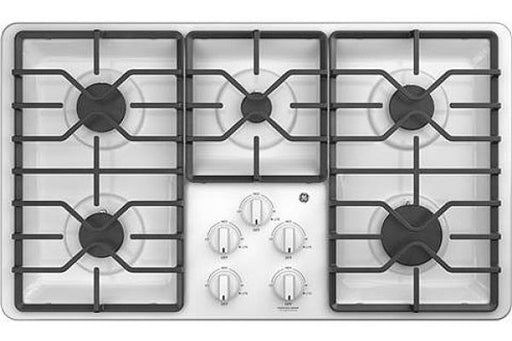 "GE® 36"" Built-In Gas Cooktop - Canales Furniture"