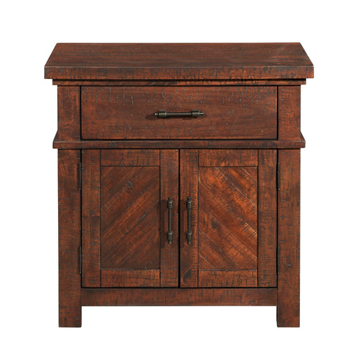 Jax Nightstand - Canales Furniture