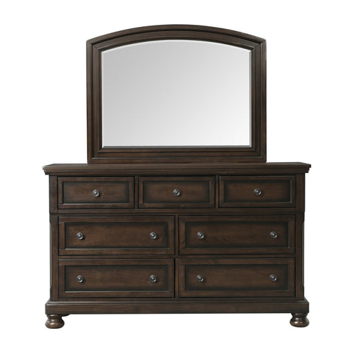 Kingston Dresser & Mirror - Canales Furniture