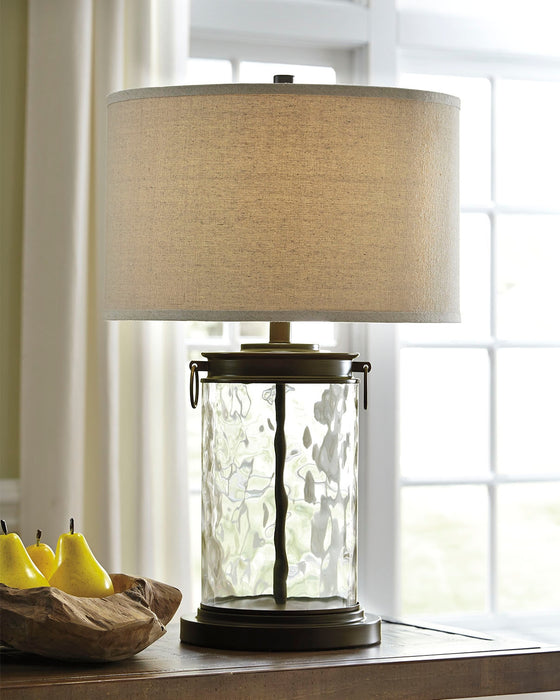 Tailynn Signature Design Table Lamp - Canales Furniture