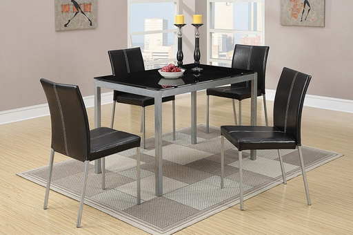 5PC Dining Room Set - Canales Furniture
