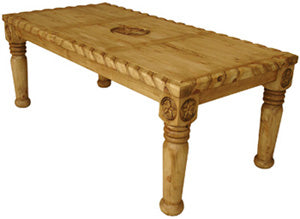 Gobernador Table - Canales Furniture