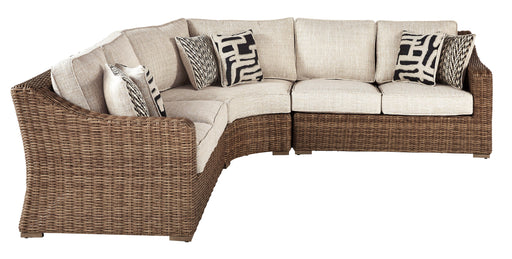 Beachcroft Signature Design by Ashley 3-Piece Sectional - Canales Furniture