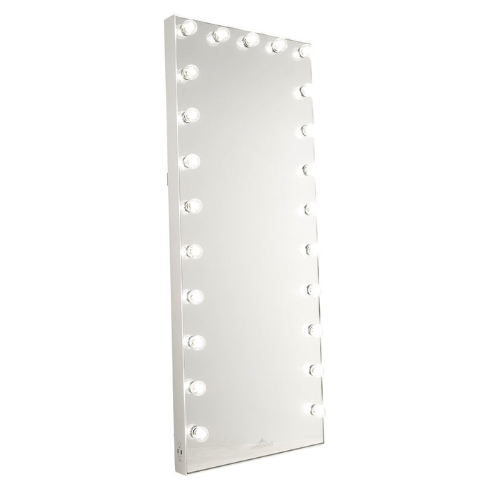 Hollywood Glow FL Vanity Floor Mirror