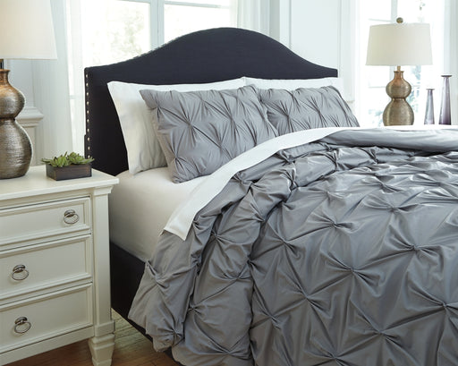Rimy Signature Design by Ashley Comforter Set Queen - Canales Furniture