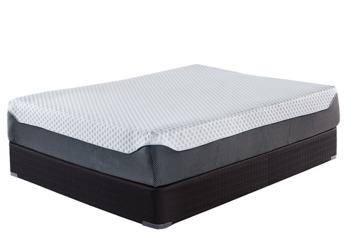 "Revitalize Memory Foam 12"" Mattress - Canales Furniture"