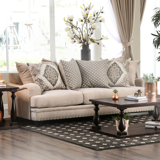 Jaylinn Light Brown Sofa - Canales Furniture