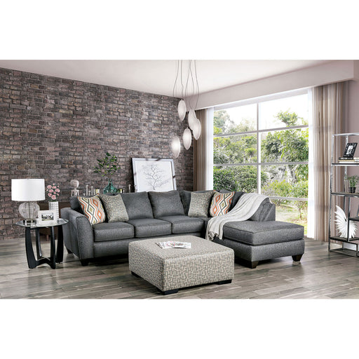 Earl Gray Sectional - Canales Furniture