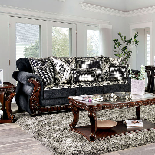 Whitland Gray Sofa - Canales Furniture