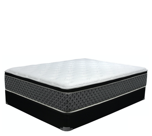 Gally Euro Top Mattress - Canales Furniture