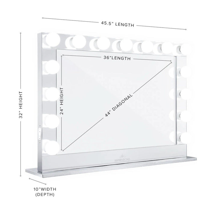Hollywood Reflection Pro Vanity Mirror