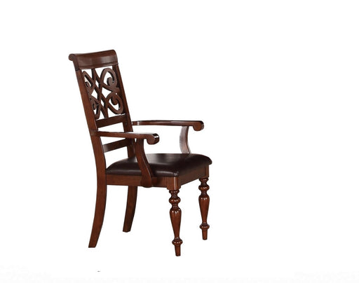 Creswell Arm Chair - Canales Furniture