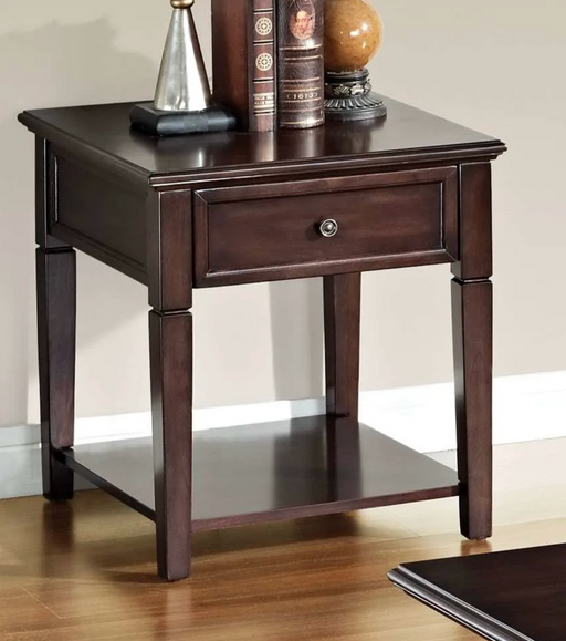 Malachi End Table - Canales Furniture