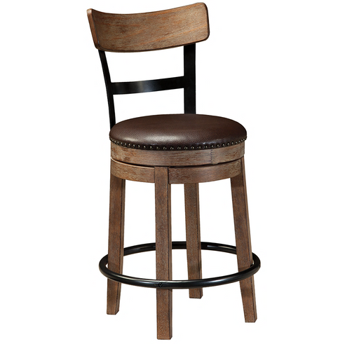 Pinnadel Signature Design by Ashley Barstool - Canales Furniture
