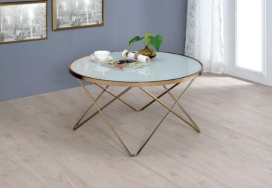 Valora Coffee Table - Canales Furniture