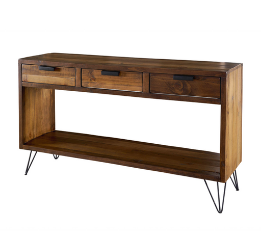Cruz Occasional Sofa Table - Canales Furniture