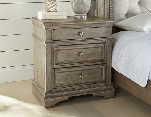 Highland Park Nightstand - Canales Furniture