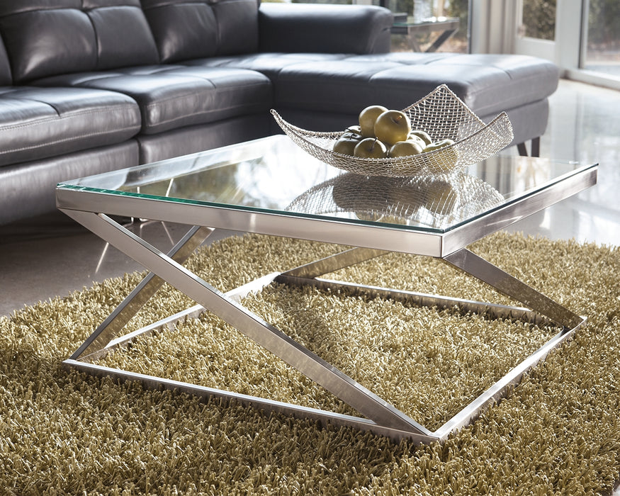 Coylin Signature Design by Ashley Cocktail Table - Canales Furniture