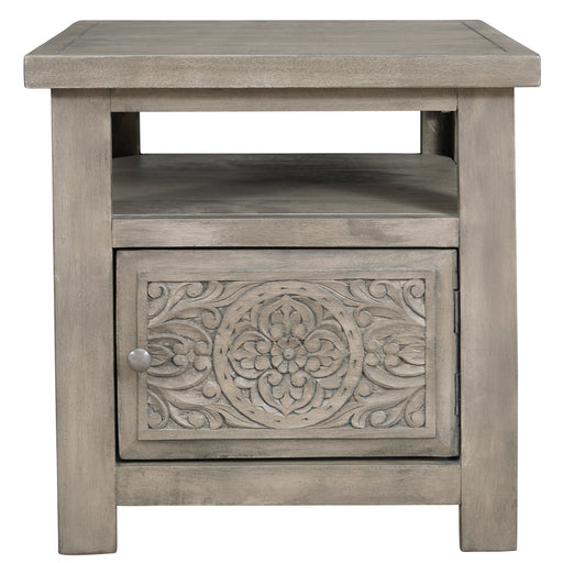 Marcilyn Rectangular End Table - Canales Furniture