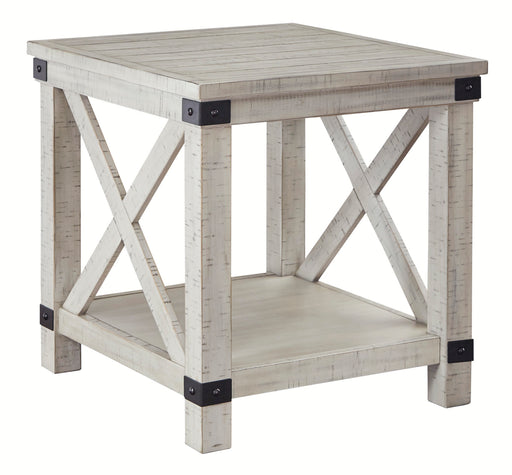 Carynhurst Rectangular End Table - Canales Furniture