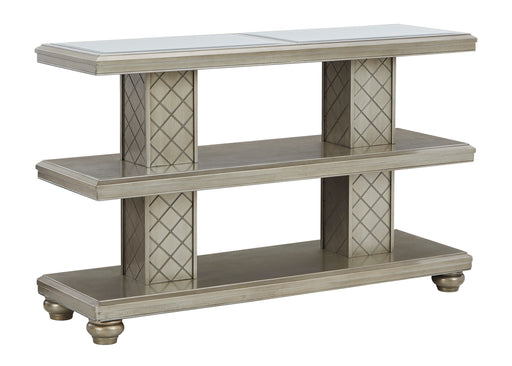 Chevanna Sofa Table - Canales Furniture