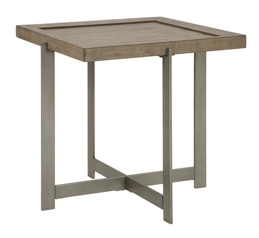 Krystanza Square End Table - Canales Furniture
