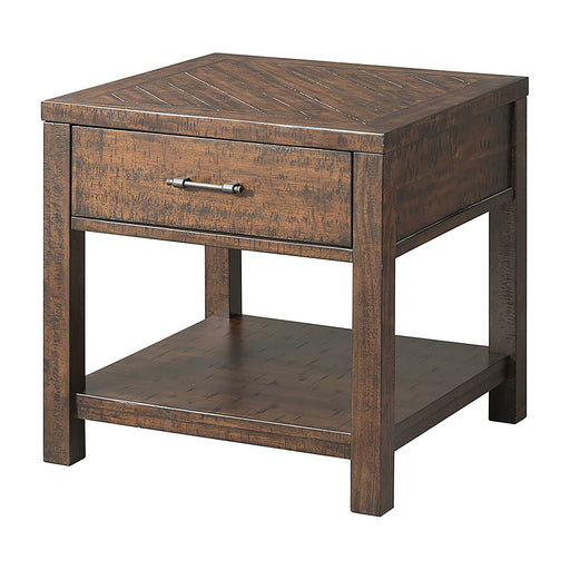 Jax End table - Canales Furniture