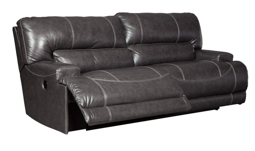 McCaskill 2 Seat Reclining Power Sofa - Canales Furniture