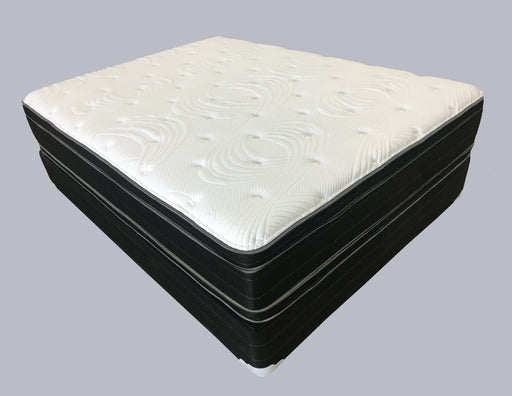 Anthony Double Sided Euro Top Mattress - Canales Furniture