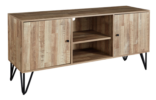 Gerdanet Large TV Stand - Canales Furniture