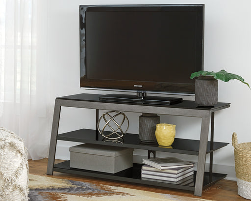 Rollynx Signature Design by Ashley TV Stand - Canales Furniture