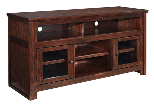 Harpan Large TV Stand - Canales Furniture