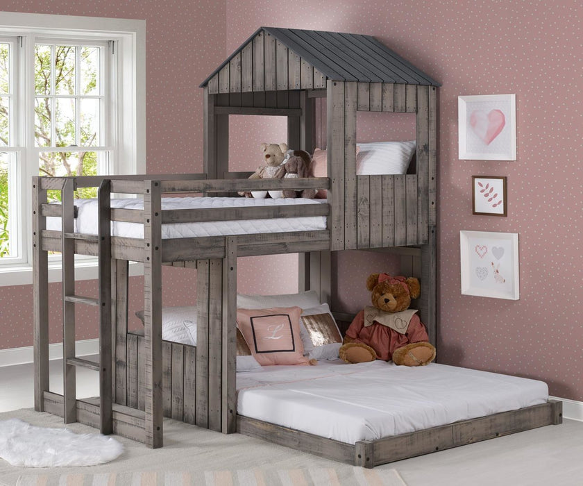 Campsite Loft Bunk Bed