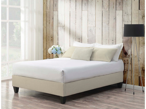 Abby Upholstered Bed - Canales Furniture