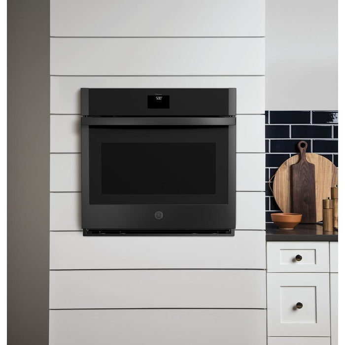 "GE® 30"" Smart Built-In Convection Single Wall Oven - Canales Furniture"
