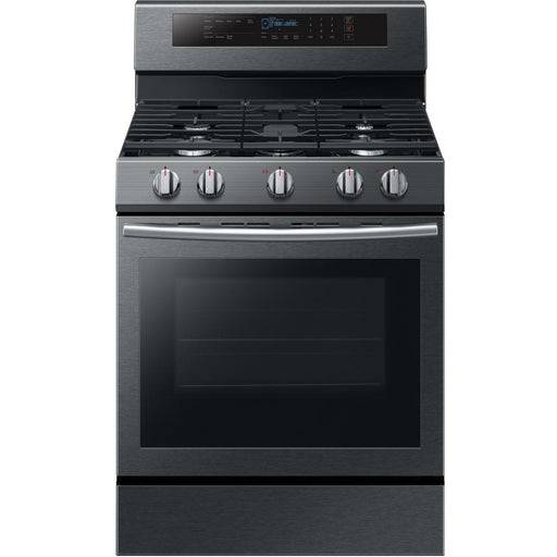 5.8 cu. ft. Freestanding Gas Range with True Convection - Canales Furniture
