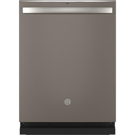 GE® Stainless Steel Interior Dishwasher with Hidden Controls - Canales Furniture