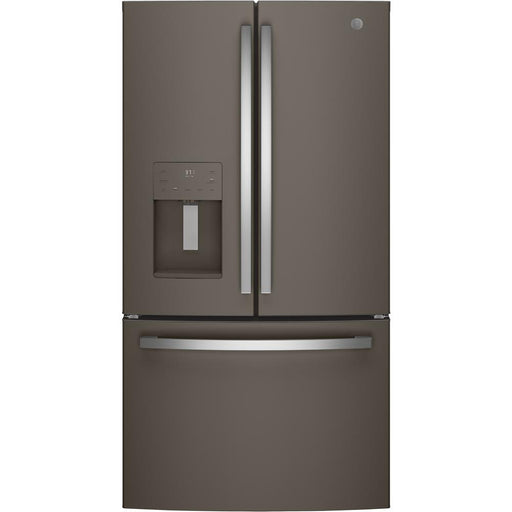 GE® ENERGY STAR® 25.6 Cu. Ft. French-Door Refrigerator - Canales Furniture