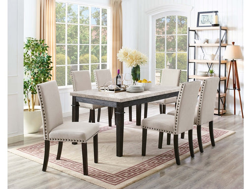 Greystone Dining Room Set - Canales Furniture