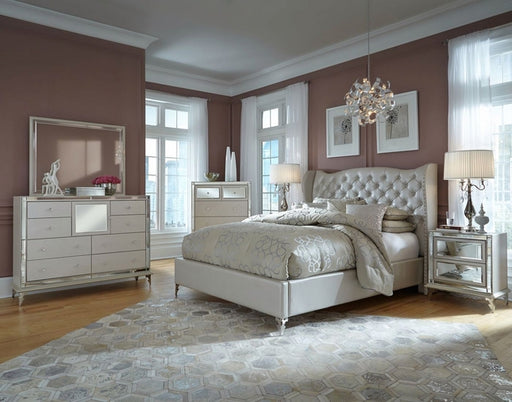 Hollywood Bedroom Set - Canales Furniture