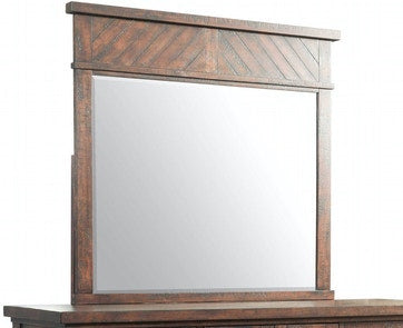 Jax Mirror - Canales Furniture