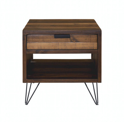 Waco End Table - Canales Furniture