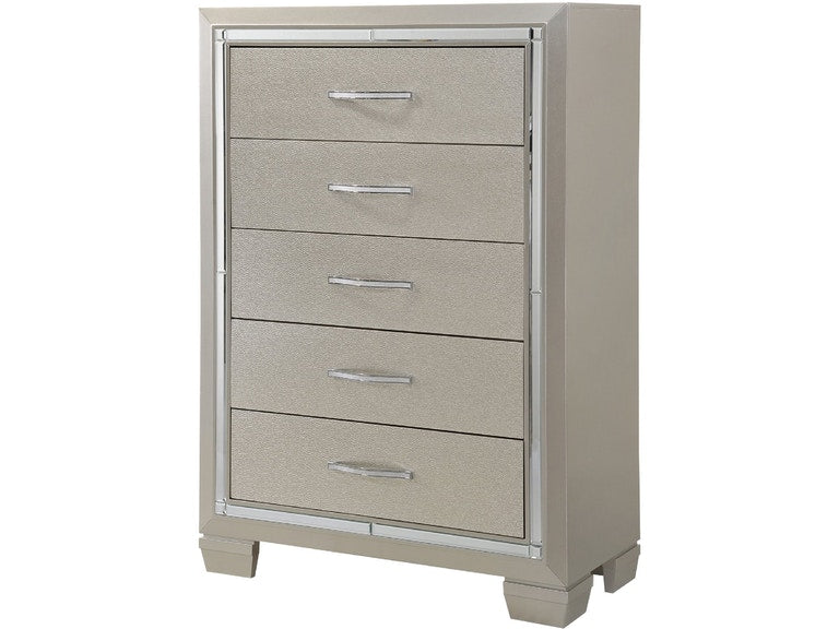Platinum Chest - Canales Furniture