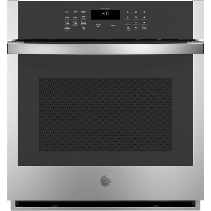 "GE® 27"" Smart Built-In Single Wall Oven - Canales Furniture"